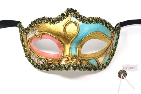 echte venezianische Maske, Bonbon