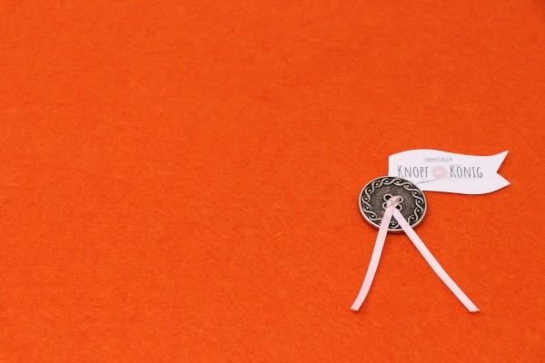 Bastelfilz-Platten 3mm orange, 30cmx45cm