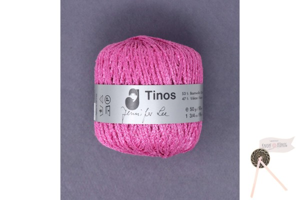 Glanzgarn, pink