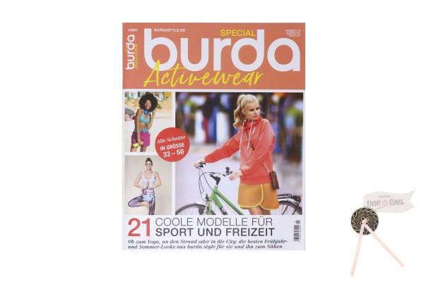 Zeitschrift: Burda Special Activeweare