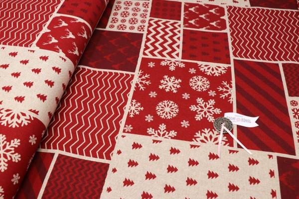 Canvas, Weihnachten Quadrate