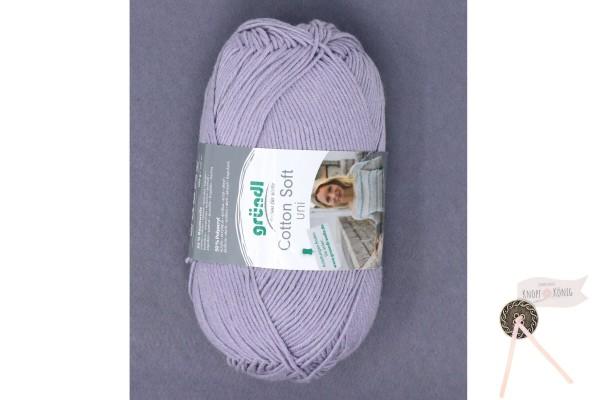 Cotton Soft uni lavendel