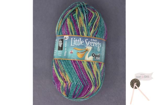 Opal Sockenwolle- Little Secrets, der geheime Treffpunkt