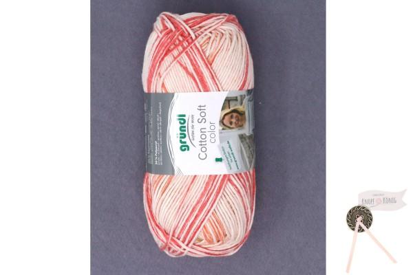 Cotton Soft color, apricot-caramel-coral