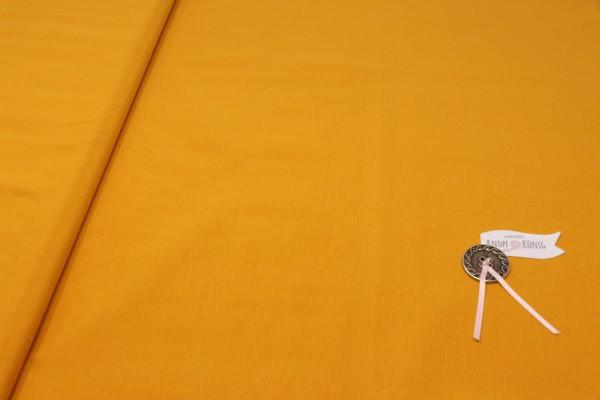 Baumwoll-Jersey gelb
