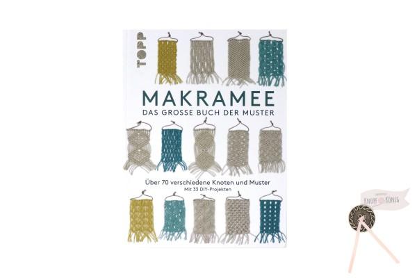 Buch: Makramee, das große Buch der Muster