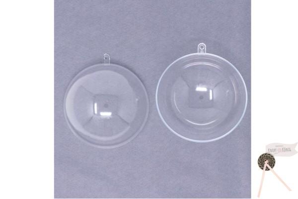 Plexiglas-Kugel, zweiteilig