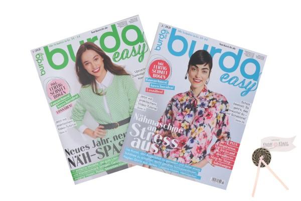 Zeitschrift: Burda Easy