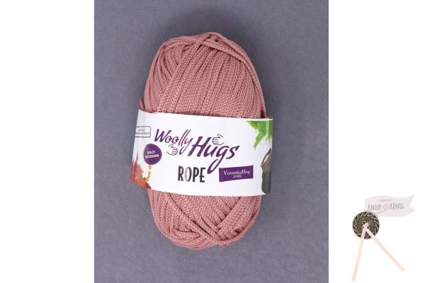 Woolly Hugs, Rope uni, rosa