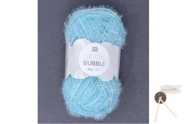 Bubble Creativ, hellblau