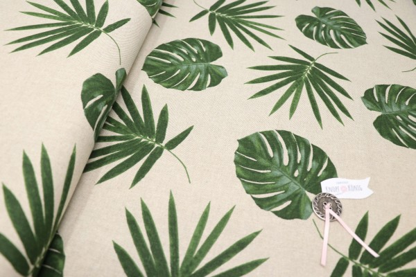 Canvas, Philodendron