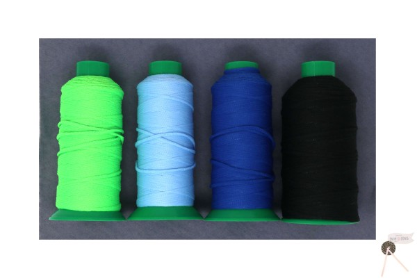 Softgummi, 2mm vier Farben