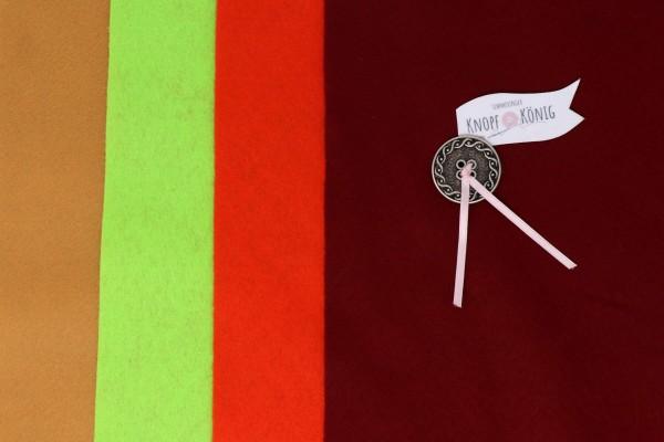 Bastelfilz-Platten 1mm, 20cmx30cm