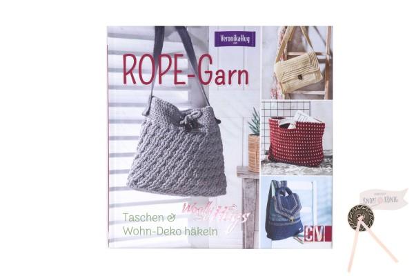Buch: ROPE Garn, Taschen und Wohndeko häkeln