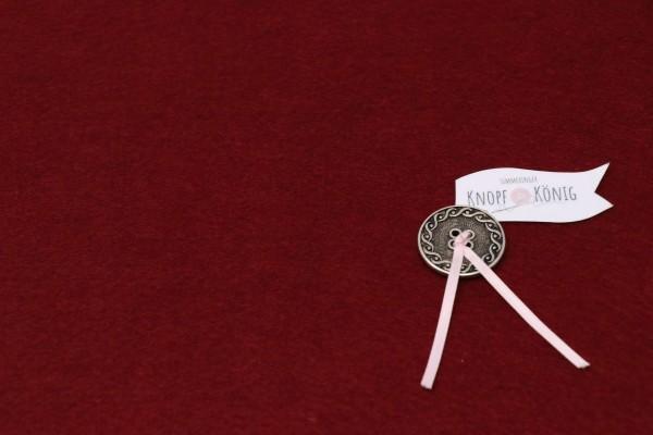 Bastelfilz-Platten 3mm bordeaux, 30cmx45cm