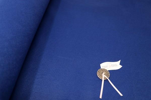 Bastelfilz Meterware blau, 45cm breit