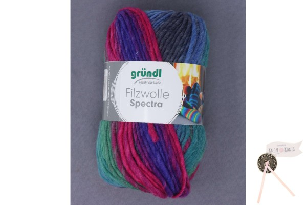 Filzwolle Spectra, mystery multicolor