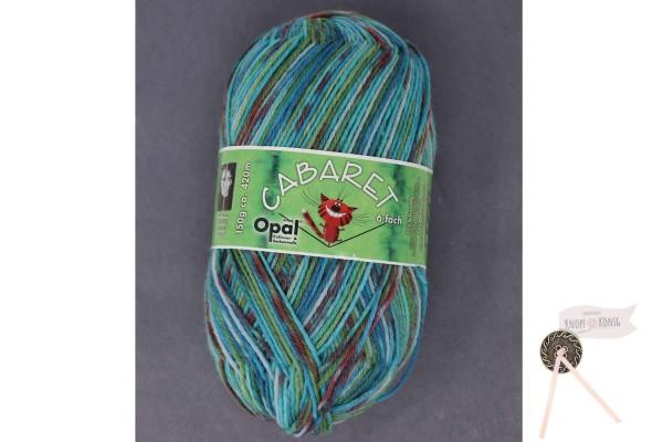 Opal Sockenwolle- Cabaret, Hochspannung