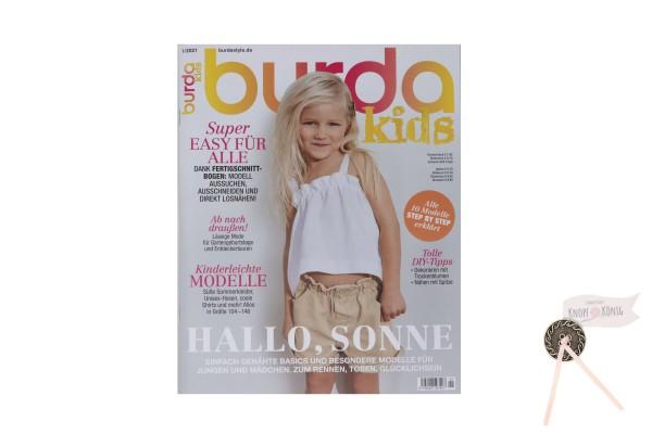 Zeitschrift: Burda Kids