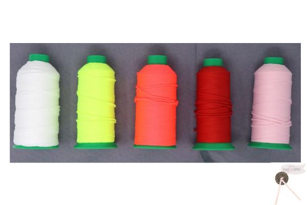 Softgummi, 2mm fünf Farben