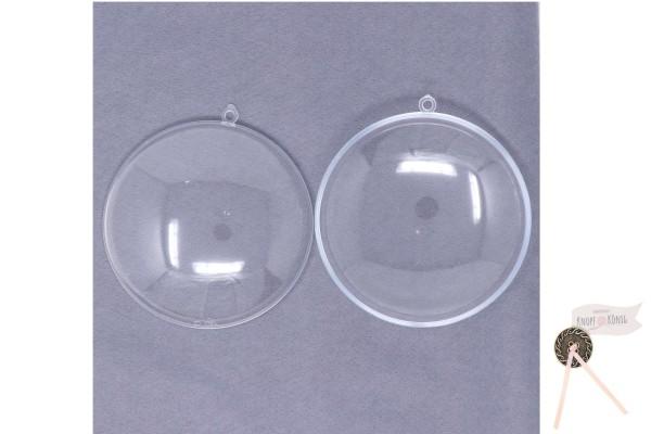 Plexiglas-Medaillon, zweiteilig