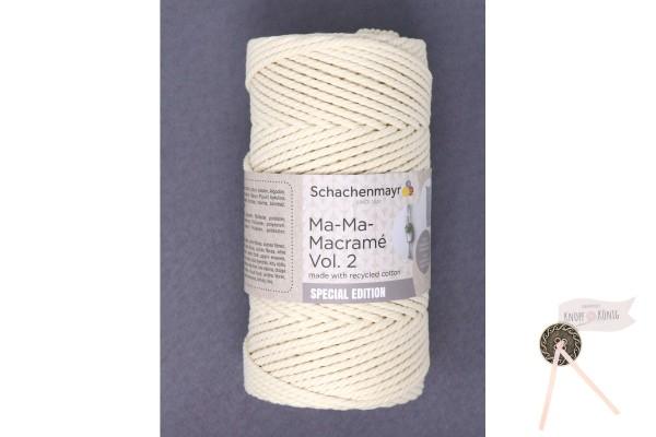 Ma-Ma-Macramé Vol. 2, natural