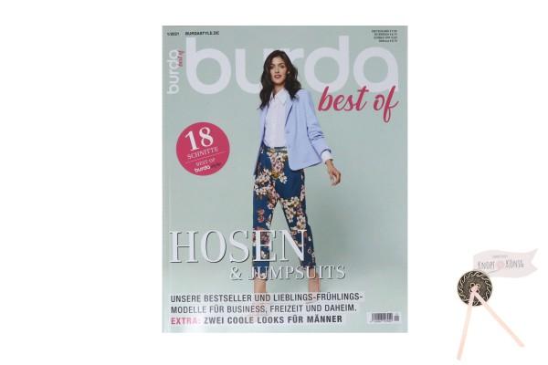 Zeitschrift: Burda best of - Hosen & Jumpsuits