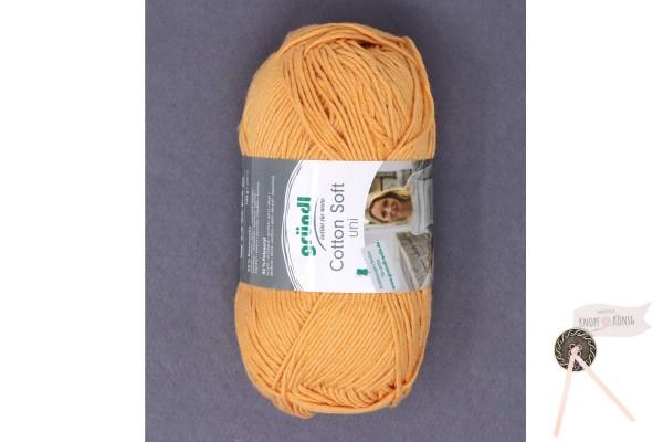 Cotton Soft uni apricot