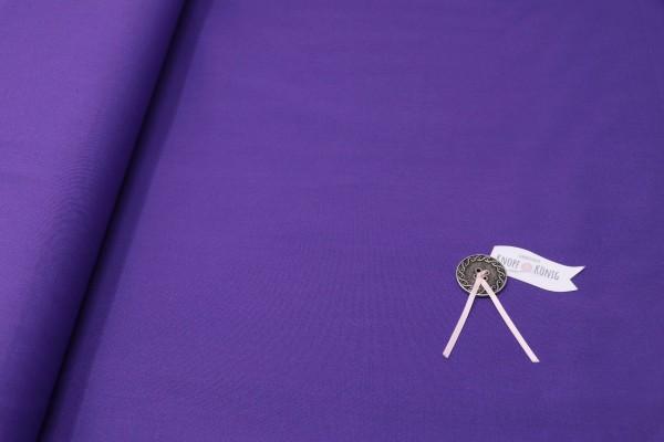 Baumwollstoff violett